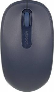 Мышь беспроводная Microsoft Wireless Mobile Mouse 1850 (U7Z-00004) синий