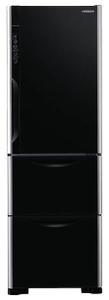 Холодильник Hitachi R-SG 38 FPU GBK черный