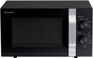Микроволновая печь Sharp RK 2300 черный