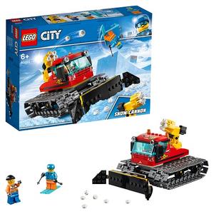 Конструктор lego city снегоуборочная машина 60222