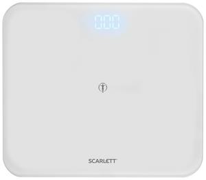 Весы напольные Scarlett SC-BS33ED48 белый
