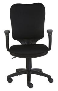Кресло офисное Бюрократ CH-540AXSN/26-28 черный