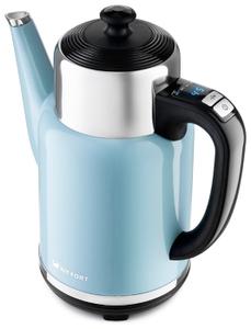 Чайник электрический Kitfort КТ-668-5 голубой
