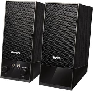 Колонки Sven SPS-604 черный