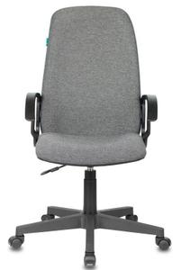 Кресло для руководителя Бюрократ CH-808LT серый