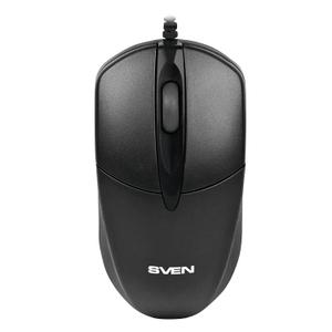 Мышь проводная Sven RX-112 черный
