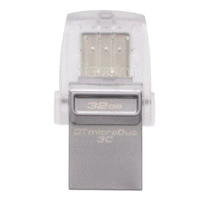 Флешка Kingston DataTraveler microDuo 3C 32GB