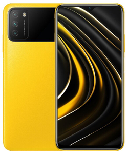 Смартфон POCO M3 64 Гб желтый