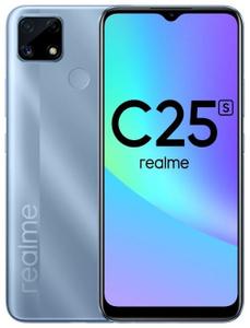 Смартфон Realme C25s 128 Гб голубой