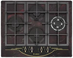Газовая варочная панель GEFEST ПВГ 2231-01 Р55 черный