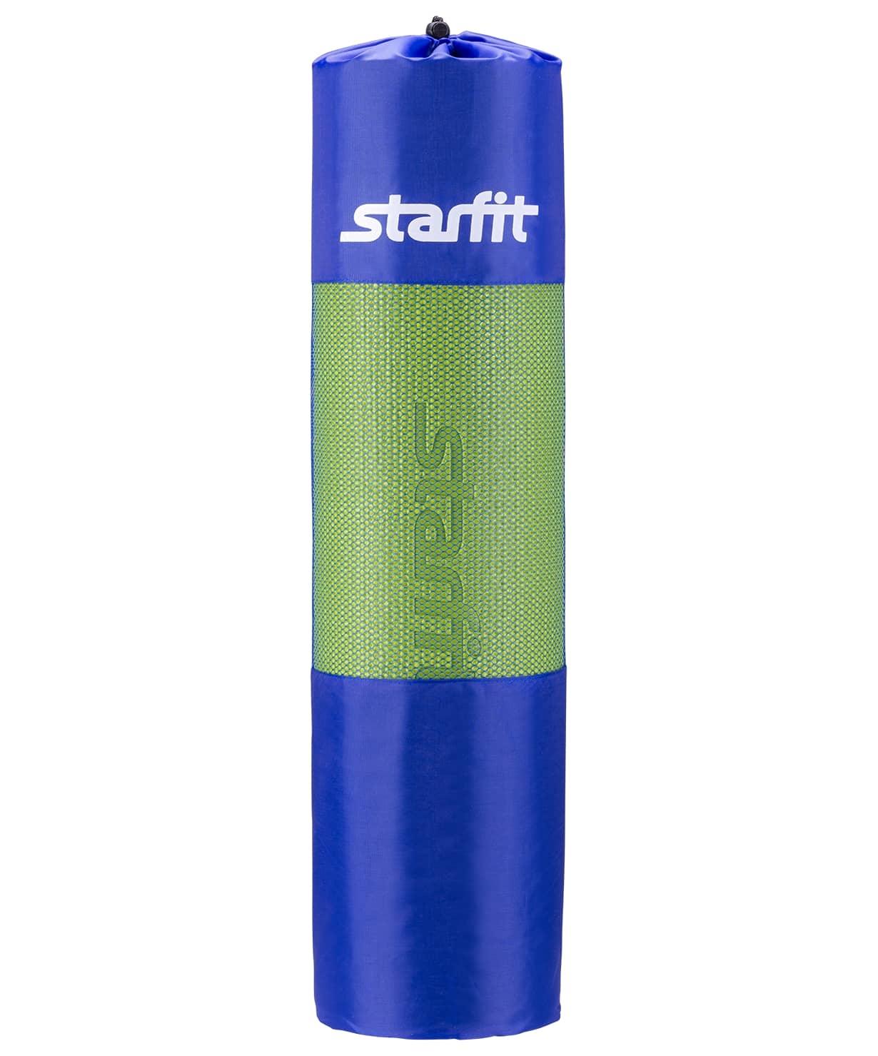 Сумка для ковриков cпортивная FA-301, средняя, синяя