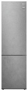 Холодильник LG GA-B509CCIL серый