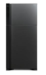 Холодильник Hitachi R-V 662 PU7 BBK черный