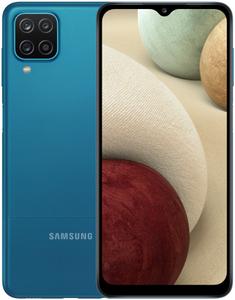 Смартфон Samsung Galaxy A12 32 Гб синий