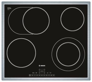 Электрическая варочная поверхность Bosch PKN645F17R черный