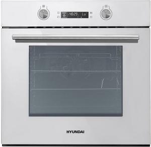Духовой шкаф Hyundai HEO 6648 WG белый