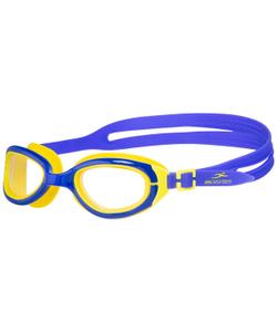 Очки для плавания Friggo Navy/Yellow, подростковые