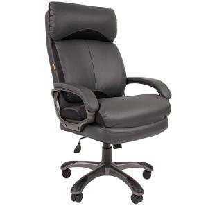 Кресло офисное Chairman 505 серый