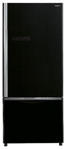 Холодильник Hitachi R-B 572 PU7 GBK черный