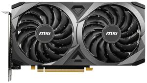 Видеокарта MSI GeForce RTX 3060 Ti VENTUS 2X OCV1 LHR 8 Гб