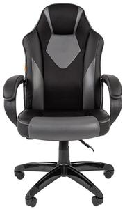 Кресло игровое Chairman game 17 черный