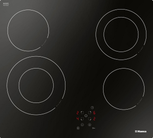Электрическая варочная поверхность Hansa BHC66506 черный
