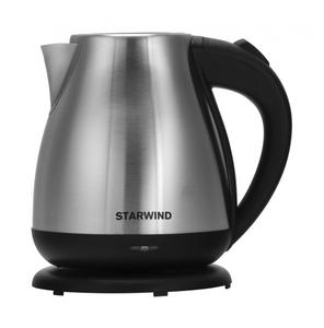 Чайник электрический StarWind SKS2319 серебристый