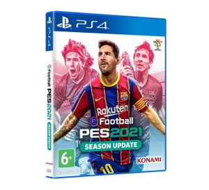 Игра на PS4 PES 2021 Season Update [PS4, русские субтитры]
