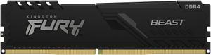 Оперативная память Kingston FURY Beast black [KF432C16BB1/16] 16 Гб DDR4