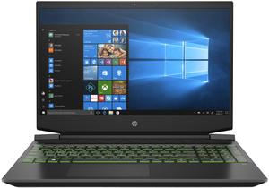 Ноутбук игровой HP Pavilion Gaming 15-ec1061ur (22N70EA) черный