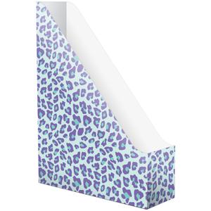 """Накопитель-лоток вертикальный MESHU """"Lilac spots"""", 75мм, микрогофрокартон, 2 шт. в уп."""