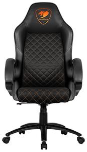 Кресло игровое Cougar Fusion черный