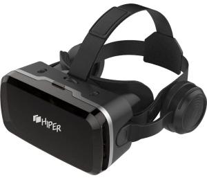Очки виртуальной реальности HIPER VR MAX черный