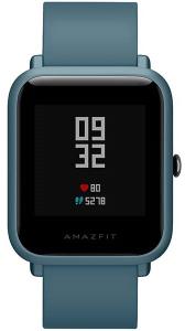 Смарт-часы Xiaomi Amazfit BIP S Lite синий