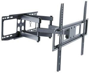 """Кронштейн для телевизора Ultramounts UM 873 черный 37""""-70"""" макс.40кг настенный поворотно-выдвижной и"""