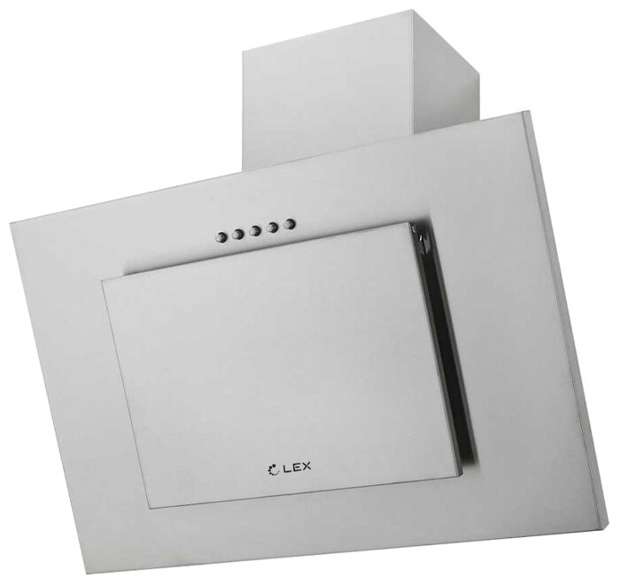 Вытяжка LEX Mini S 600 IX серебристый