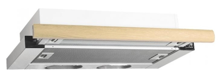 Вытяжка ELIKOR Интегра 60П-400-В2Л белый