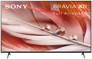 """Телевизор Sony XR65X90J 65"""" (165 см) черный"""