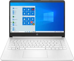 Ультрабук HP 14s-dq0046ur (3B3L7EA) белый