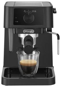 Кофеварка рожковая Delonghi EC230BK черный
