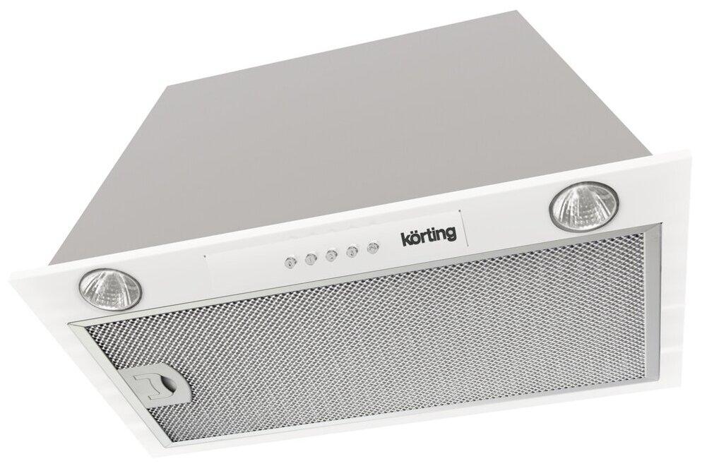 Вытяжка Korting KHI 6530 W белый