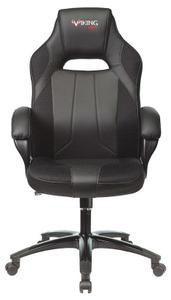 Кресло игровое Бюрократ Zombie VIKING 2 AERO черный
