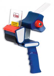 Диспенсер Unibob T520PT для упак.кл.ленты для ленты:50-75мм синий/серый (00222)
