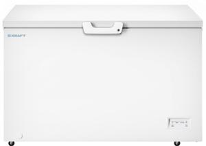 Морозильный ларь Kraft BD (W)-435BL белый