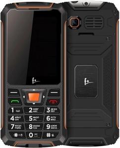 Сотовый телефон F+ R280 оранжевый