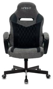 Кресло игровое Бюрократ Zombie VIKING 6 KNIGHT Fabric черный