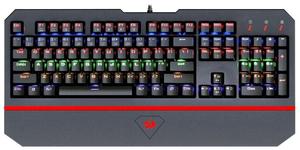 Клавиатура проводная Redragon Andromeda черный
