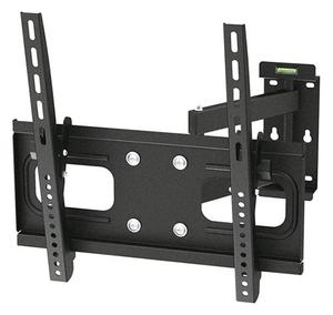 "Кронштейн arm media PT-15, LCD/LED тв 32""-55"", настенный, 5 ст. свободы, VESA 400*400 мм., 95-495 мм от стены, max 45 кг, 2 шт/уп, черный"