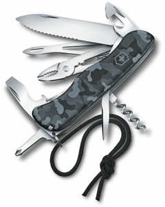 Нож перочинный Victorinox Skipper (0.8593.W942) 111мм 17функций морской камуфляж
