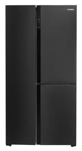 Холодильник Hyundai CS5073FV черный